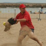 That's Beach Softball